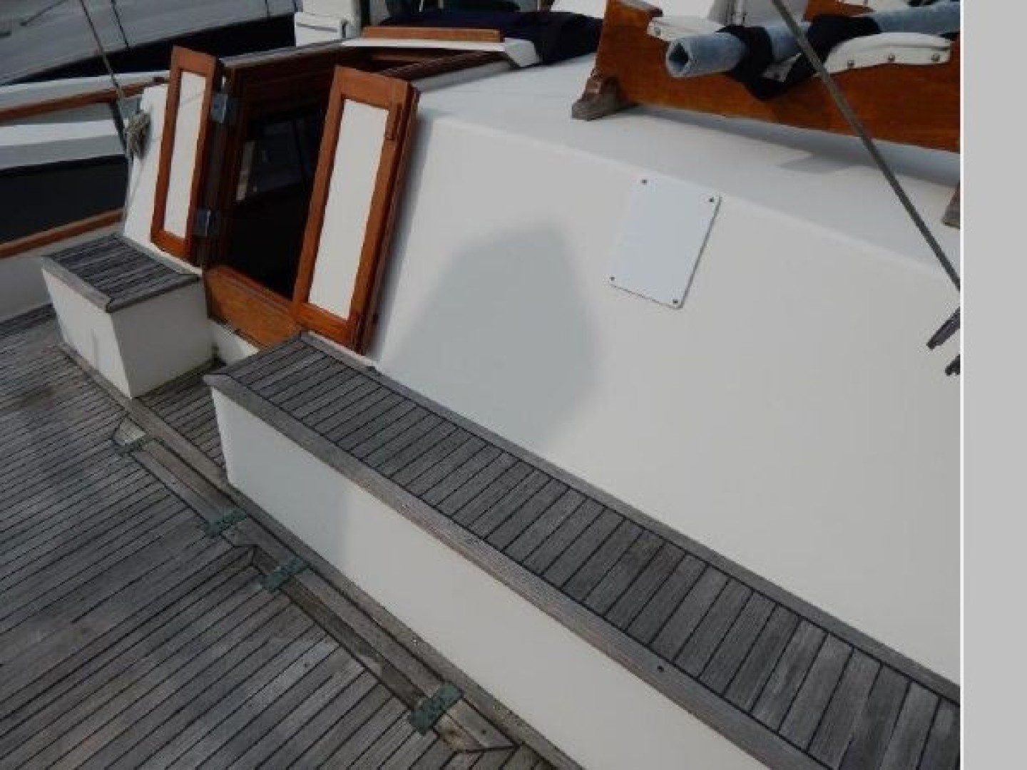 Sea Springers 42ft Grand Banks Yacht For Sale