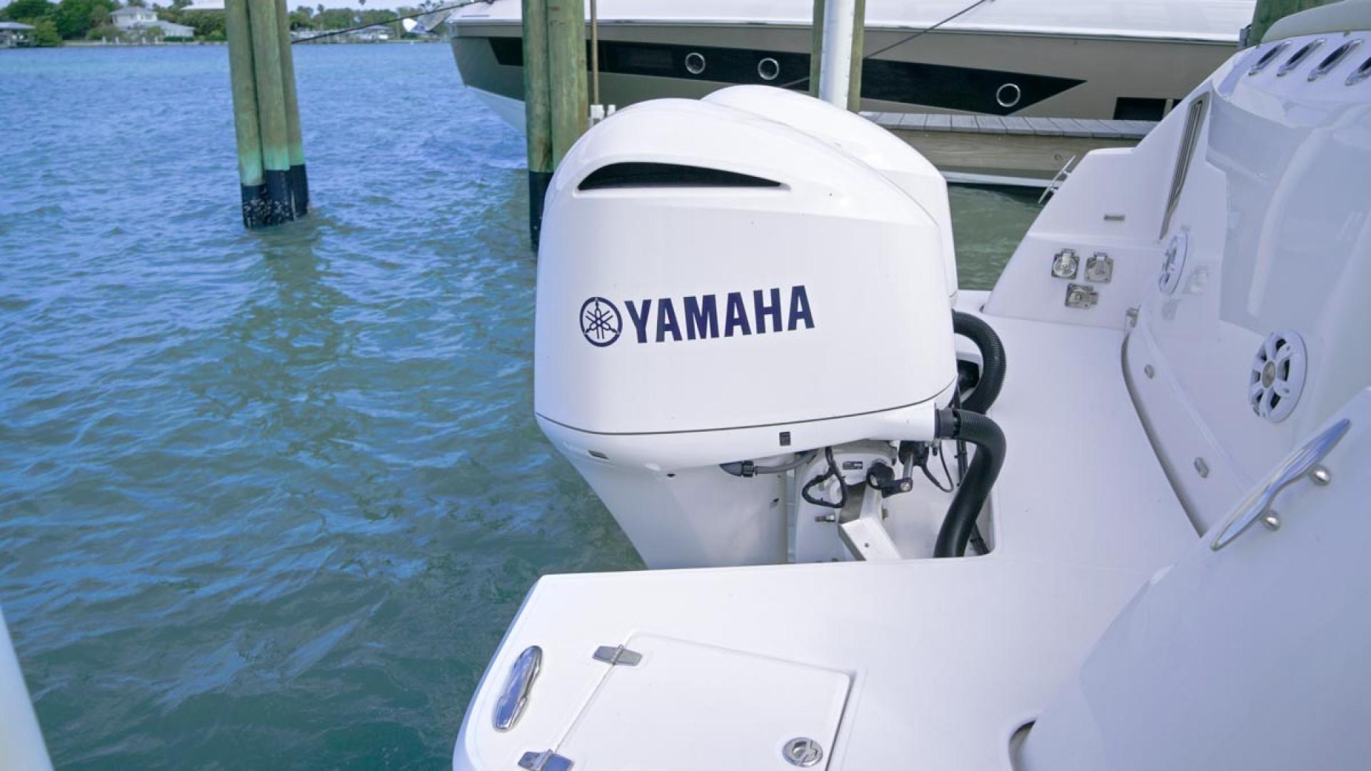Yamaha 300 hp