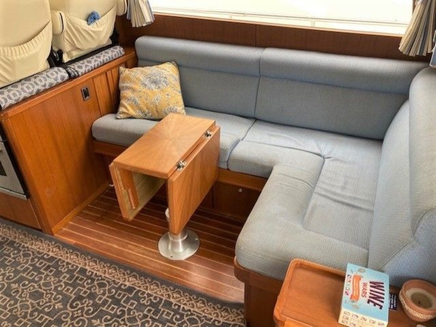 Bout Time 44ft Island Pilot Yacht For Sale