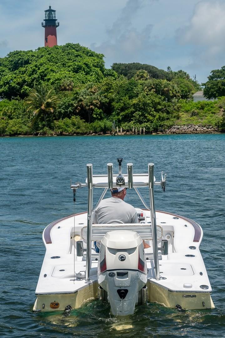 Enviboats Skiff 17 - Exterior Profile