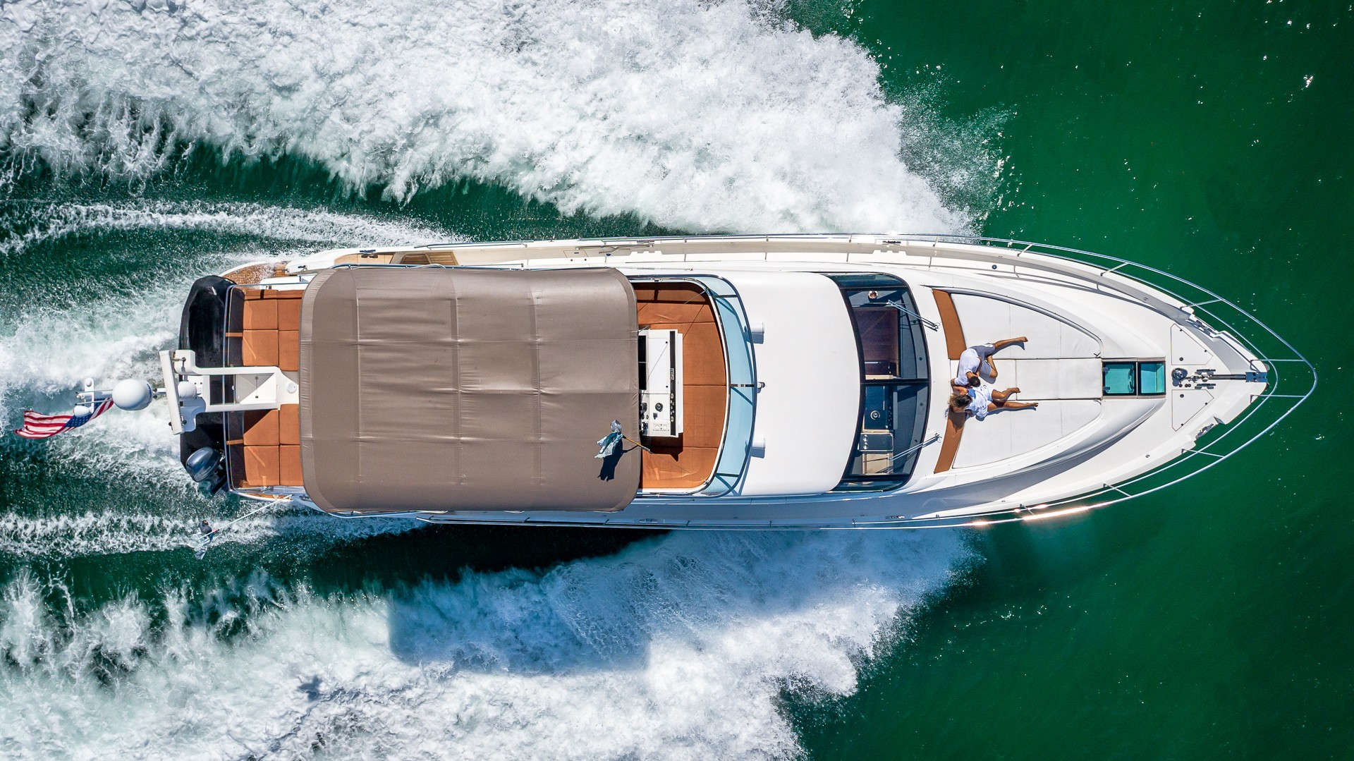 Picture Of a 2015 Fairline 65 Squadron Cruisers   1673298