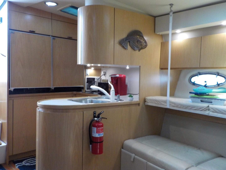 Tiara Yachts 43 - Sealady - Galley