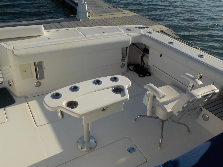 Tiara Yachts 43 - Sealady - Cockpit