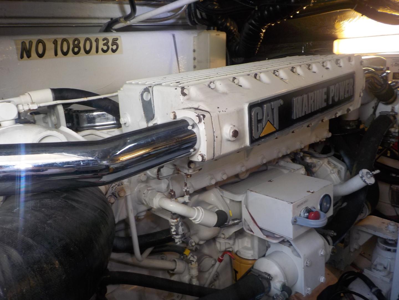 Tiara Yachts 43 - Sealady - Engine
