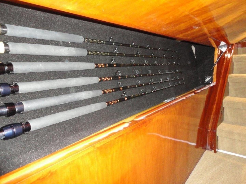 Monterey 58 - SIMPATICA - Rod Storage
