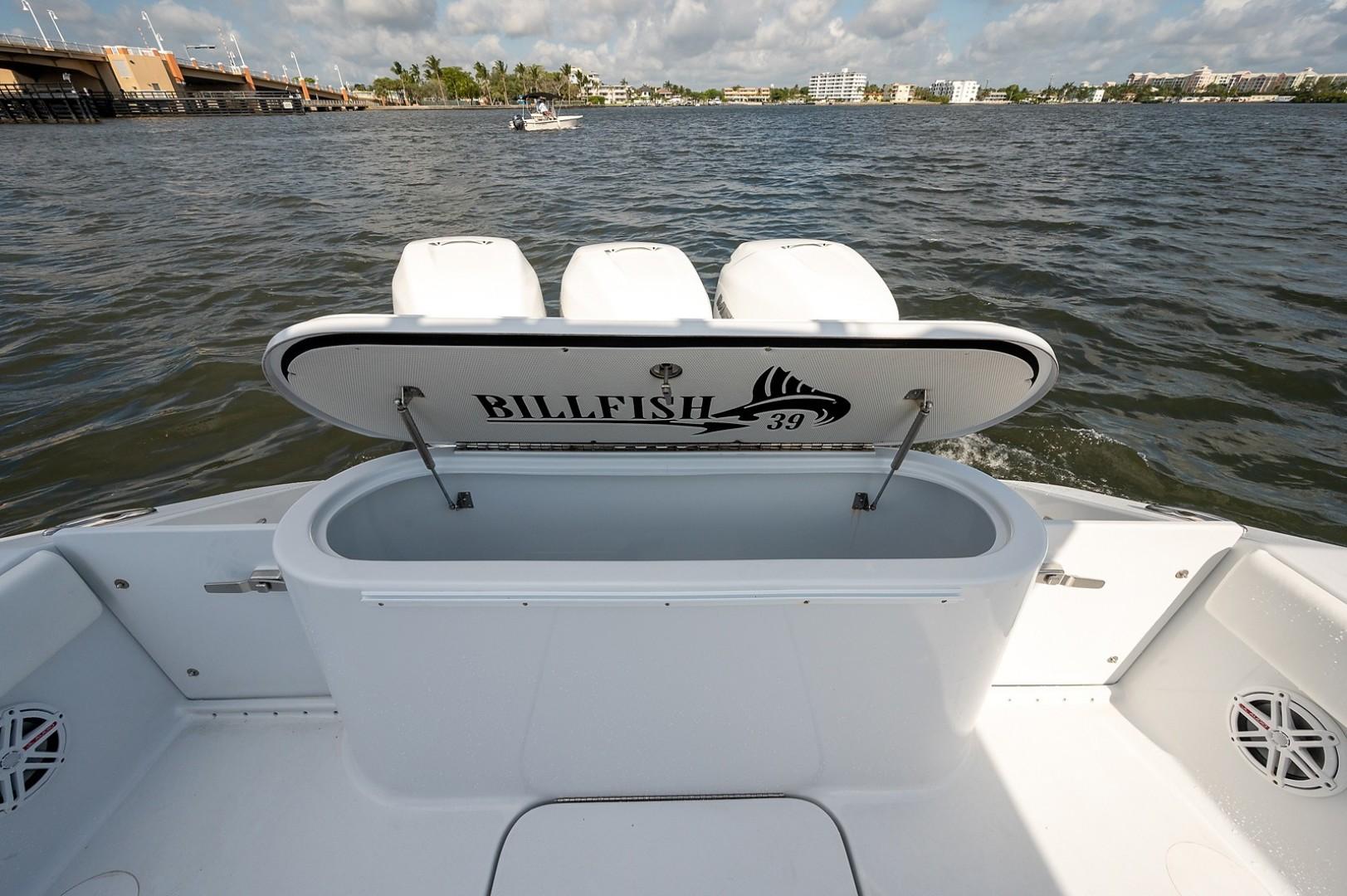 Billfish 39 - Big Shot - Cockpit