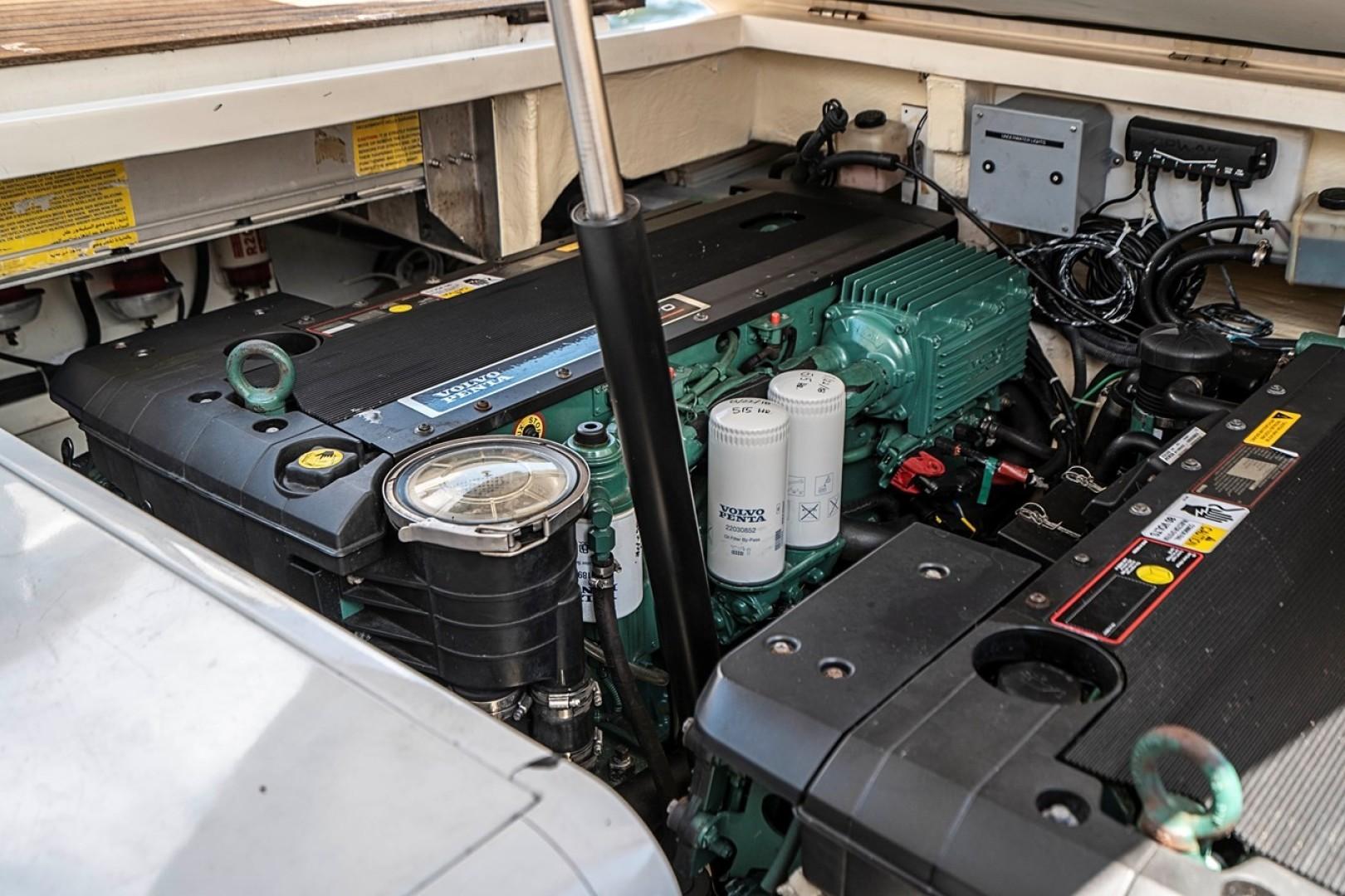 Azimut 36 - Veloce - Engine