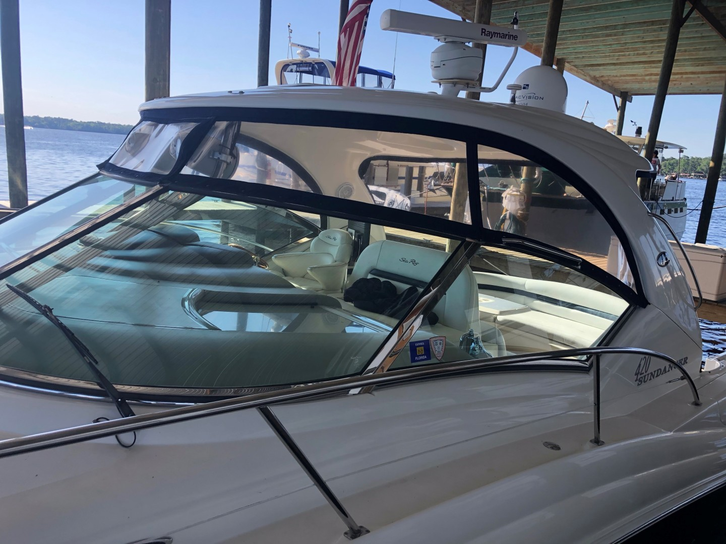 Sea Ray 42 - The Beat Goes On - Exterior Profile