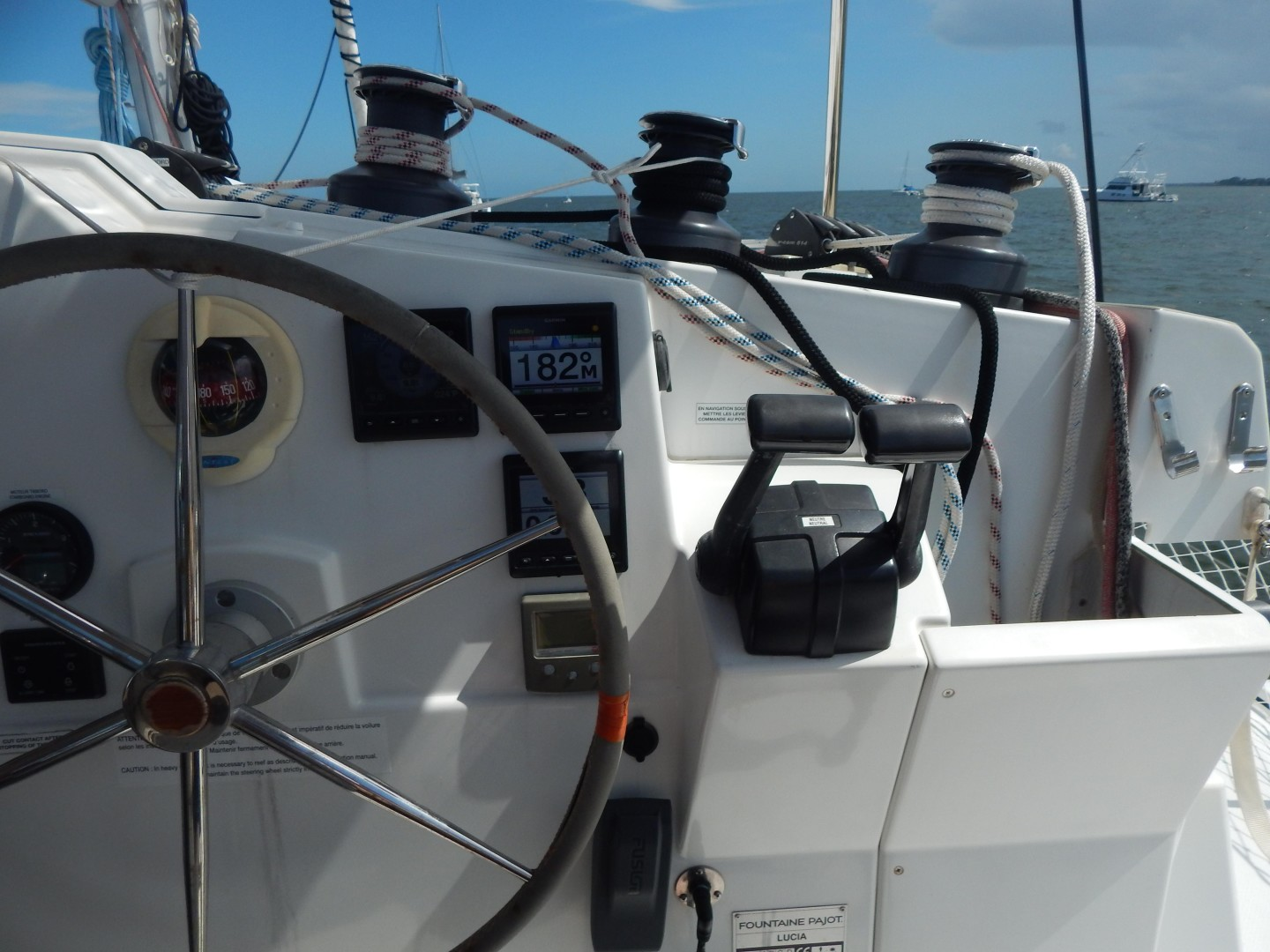 40' Fountaine Pajot, Listing Number 100873198, - Photo No. 5