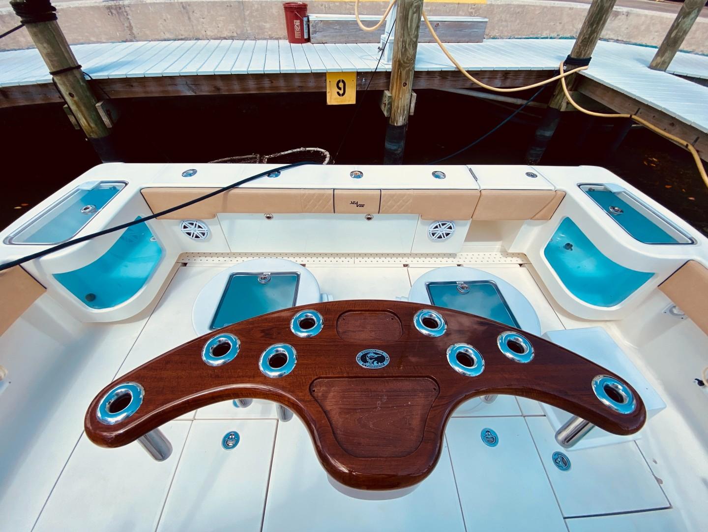 SeaVee 43 - Exit Strategy - Cockpit