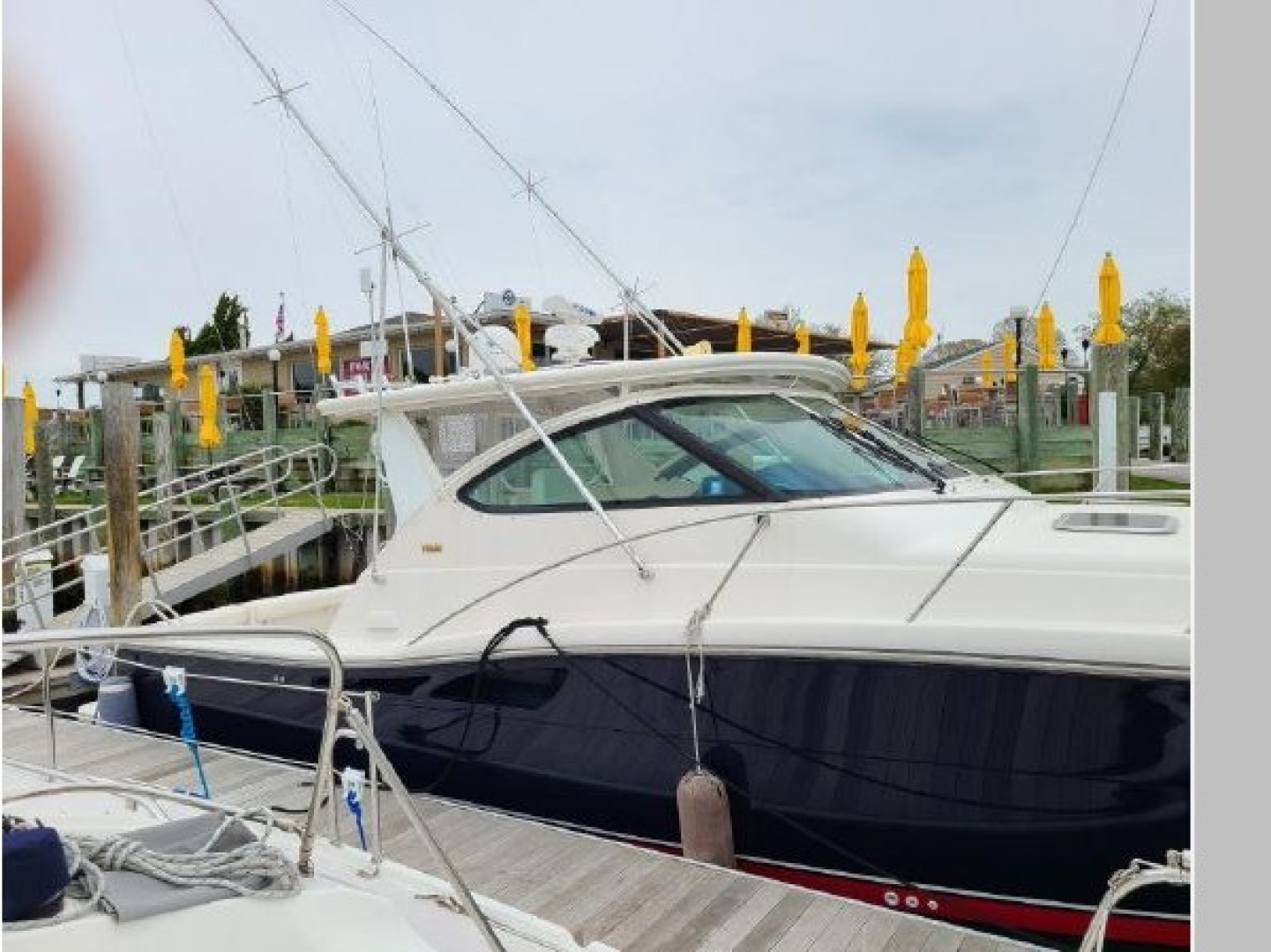 Ionian Blue 42ft Tiara Yachts Yacht For Sale