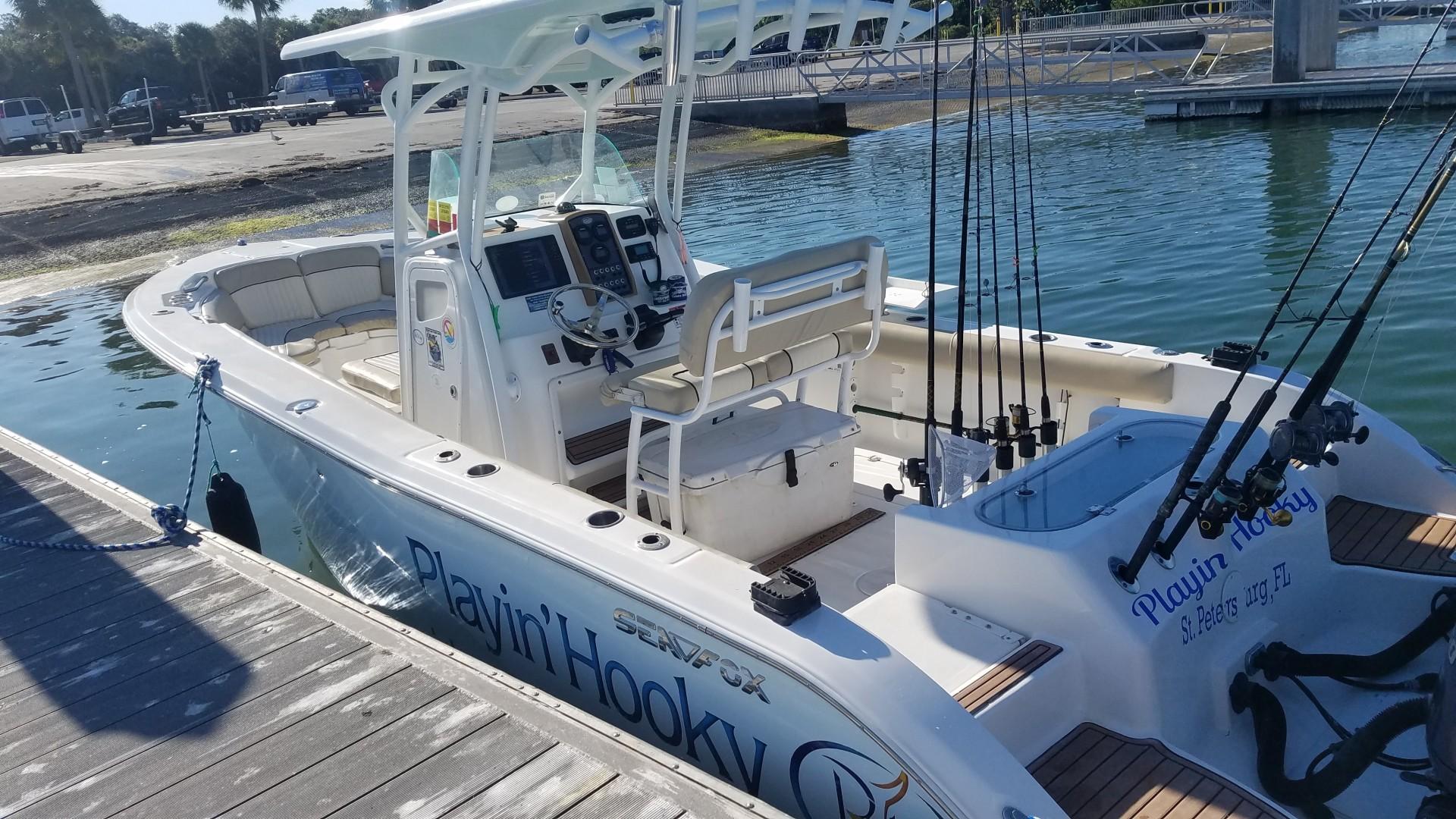 2015 Sea Foc 266 Commander_Interior 2