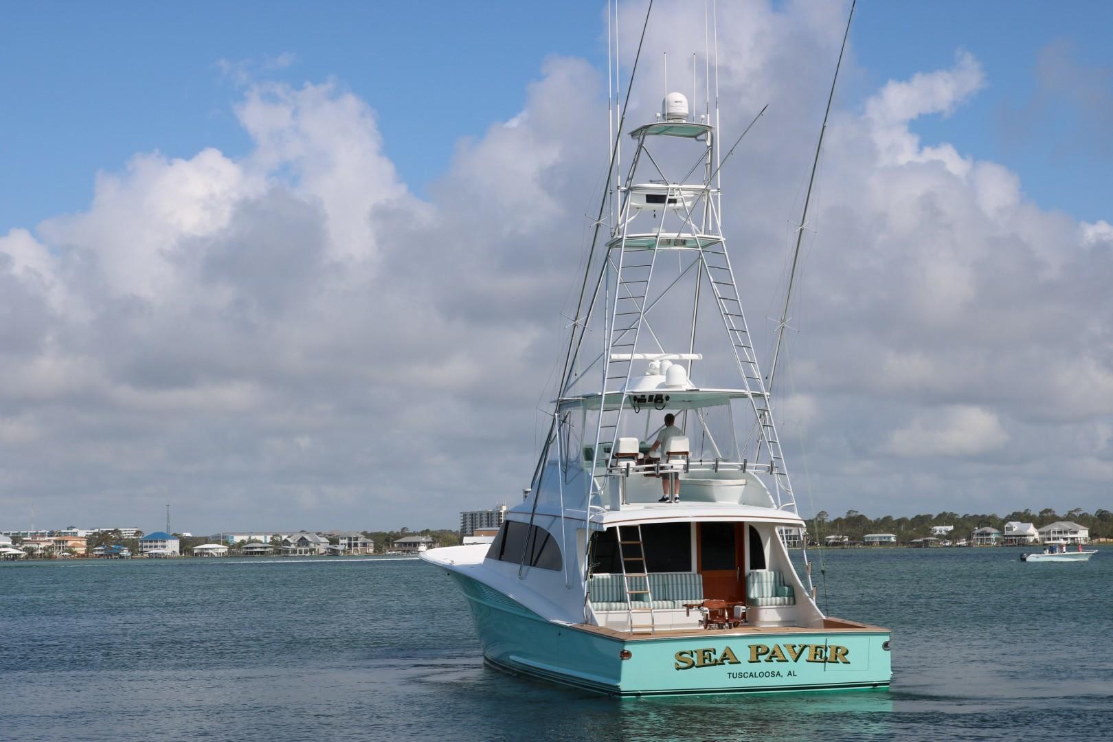 Sea Paver