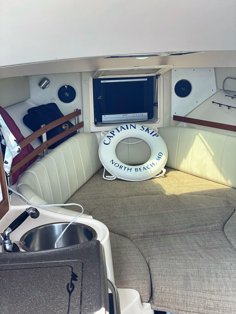 Grady White 30 - Captain Skip - Cabin