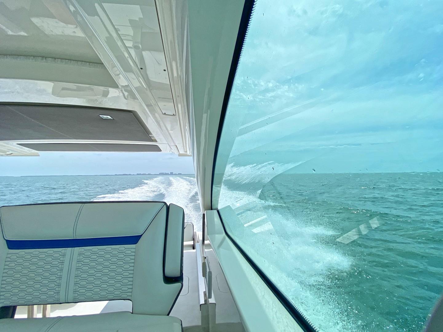 Tiara Yachts 34 - Side View