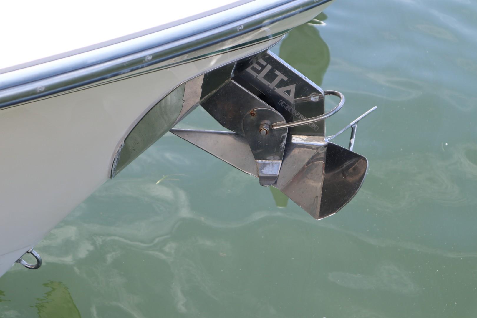 Grady-White 30 Sea Number - Windlass Anchor