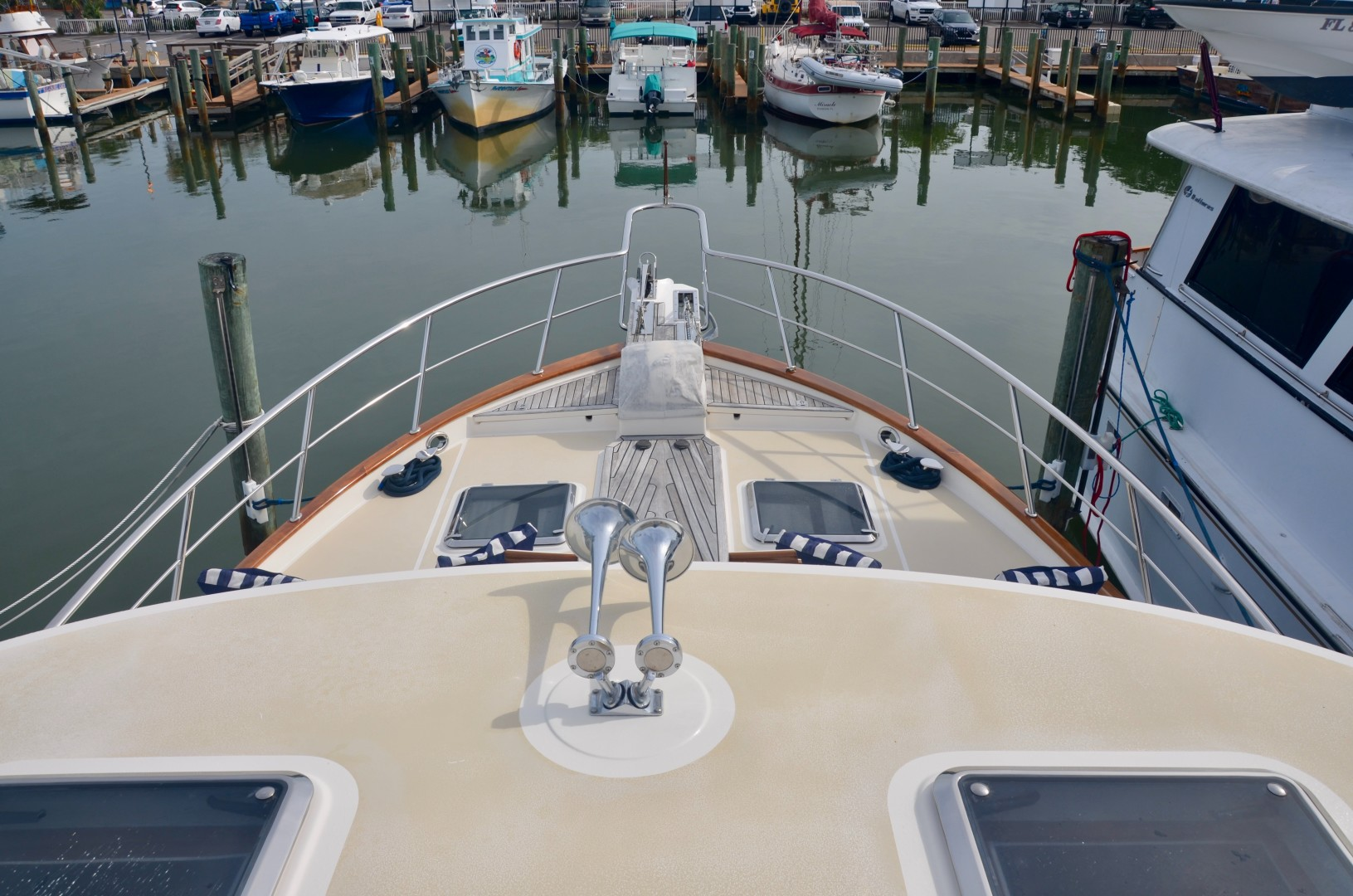 Marlow 53 - Bow