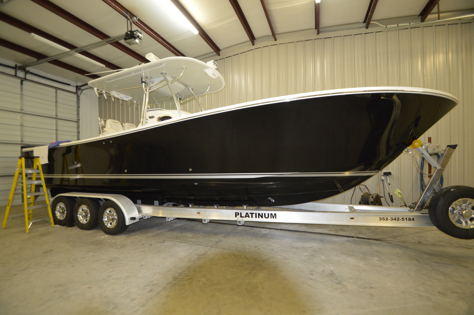 is a Regulator 34FS Yacht For Sale in Wrightsville Beach--0