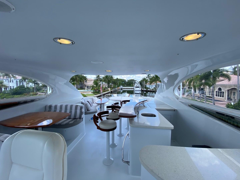 Lazzara 106 - Passion - Flybridge