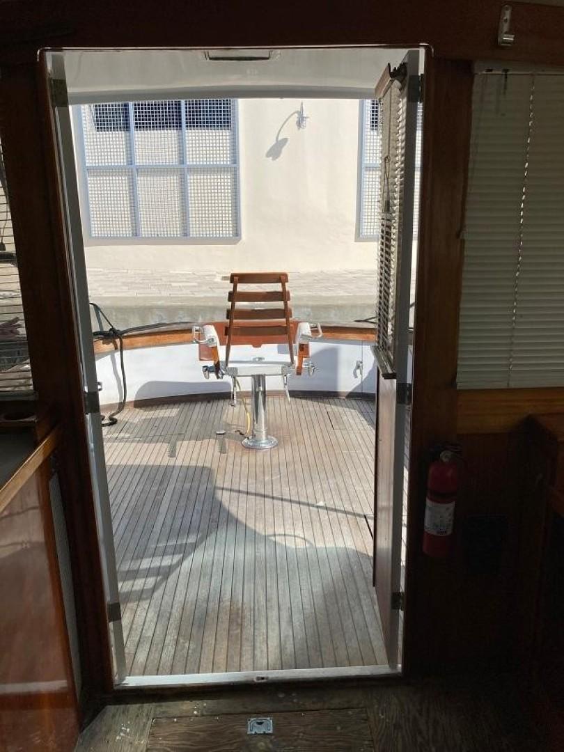 44ft Merritt Yacht For Sale