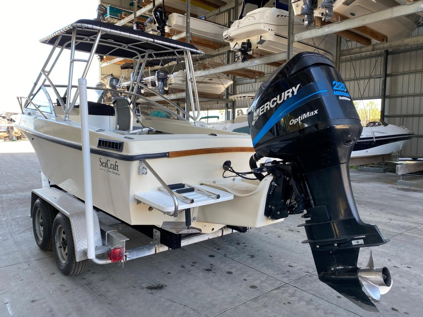 20ft SeaCraft Yacht For Sale