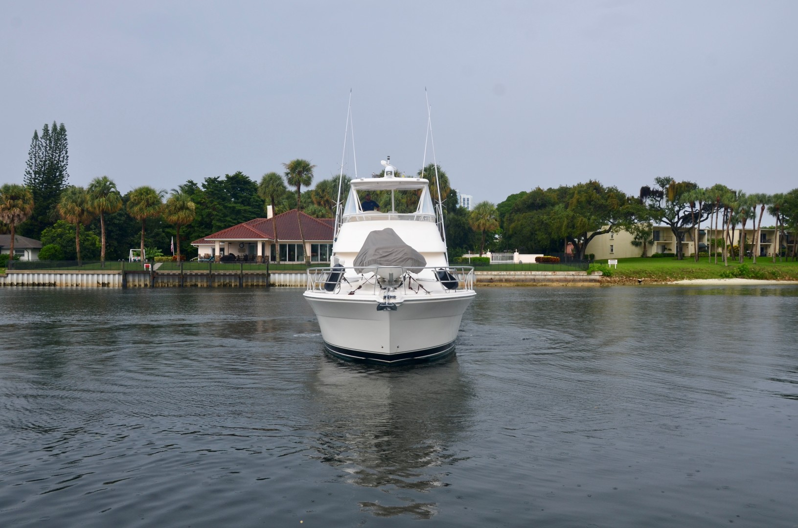 Riviera 42 - No Worries Mate II - Exterior Profile