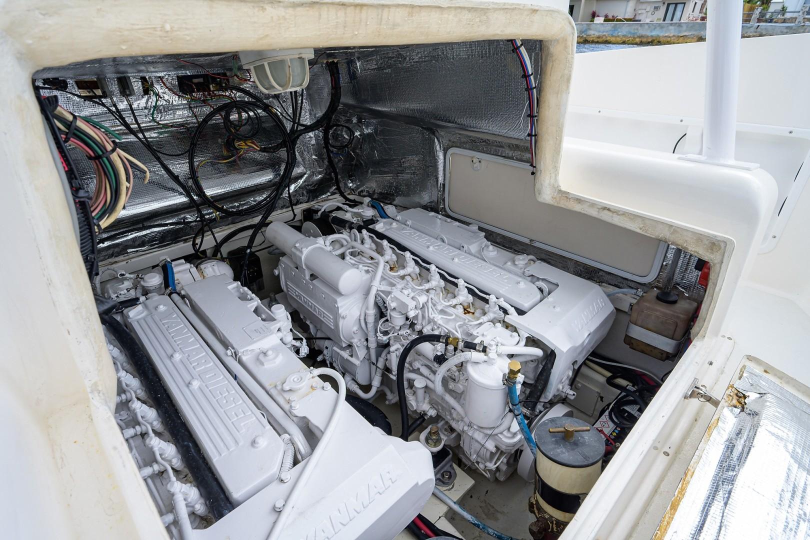 Strike 35 - Swell - Engine
