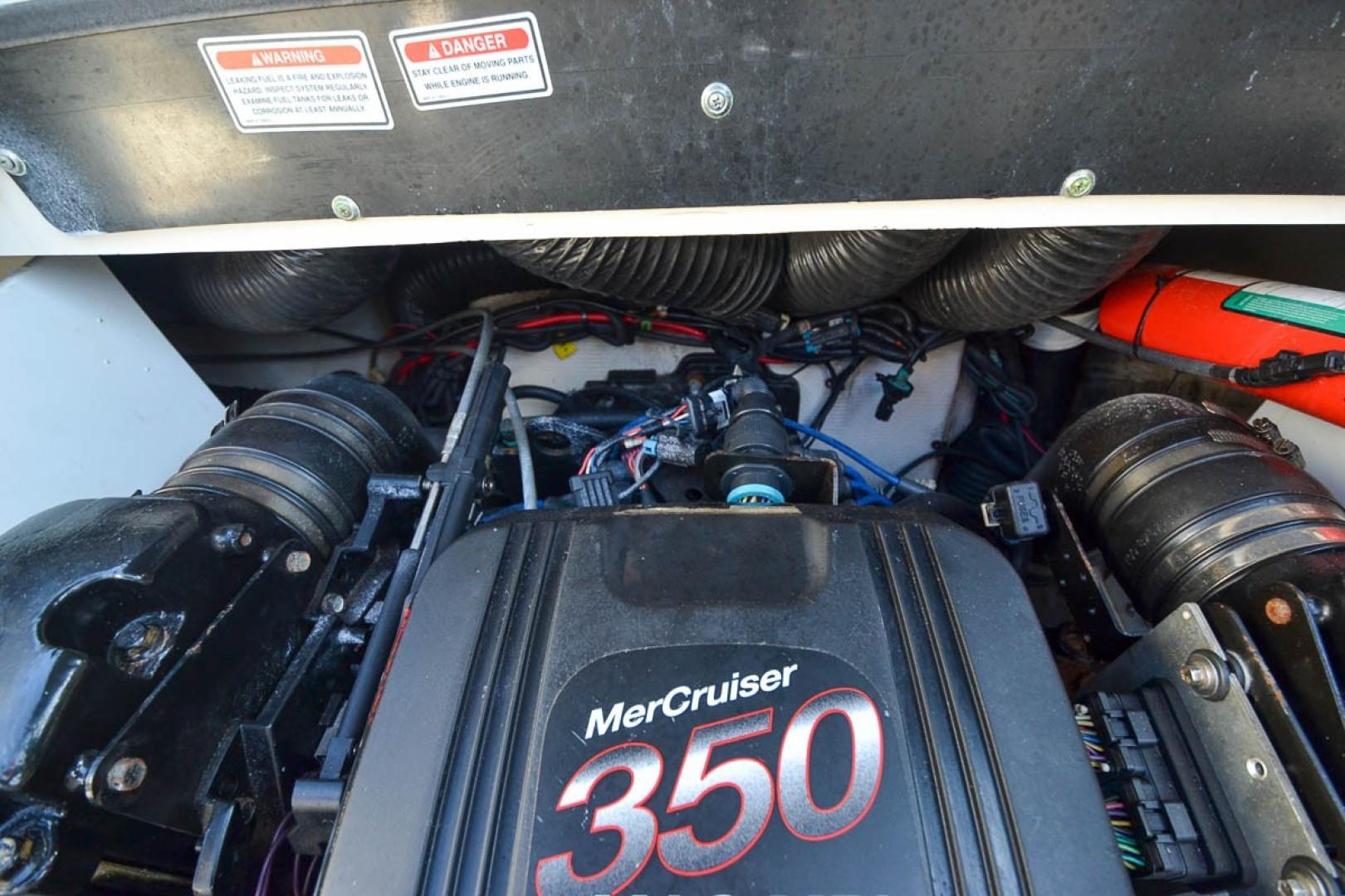 Mercruisers 350 MAG