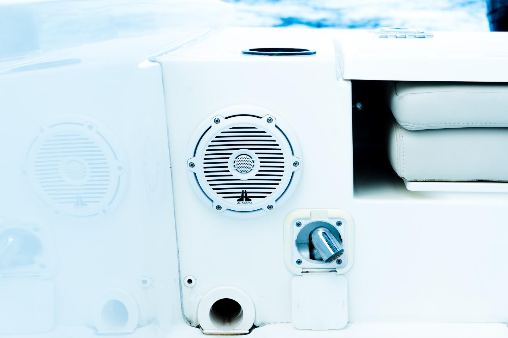 Boston Whaler 21 - Speaker