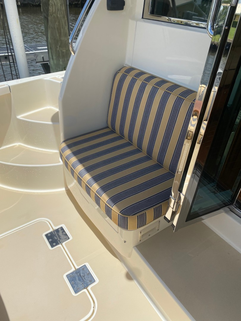 Sabre 42 - Seaclusion - Aft Deck Seating