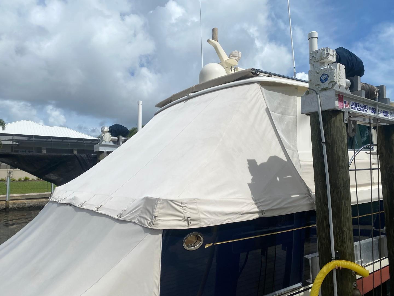 Sabre 42 - Seaclusion - Exterior Profile