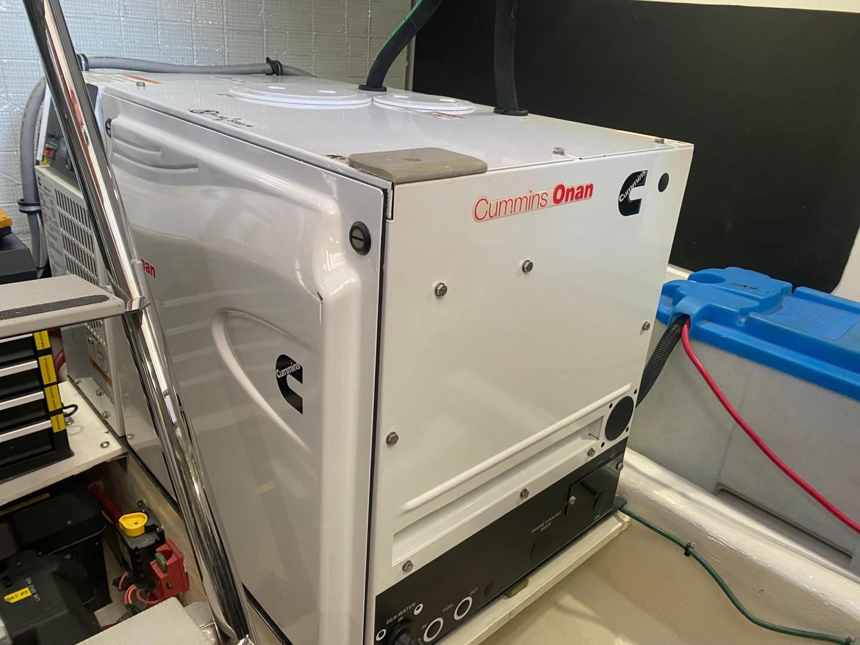 Sabre 42 - Seaclusion - Generator