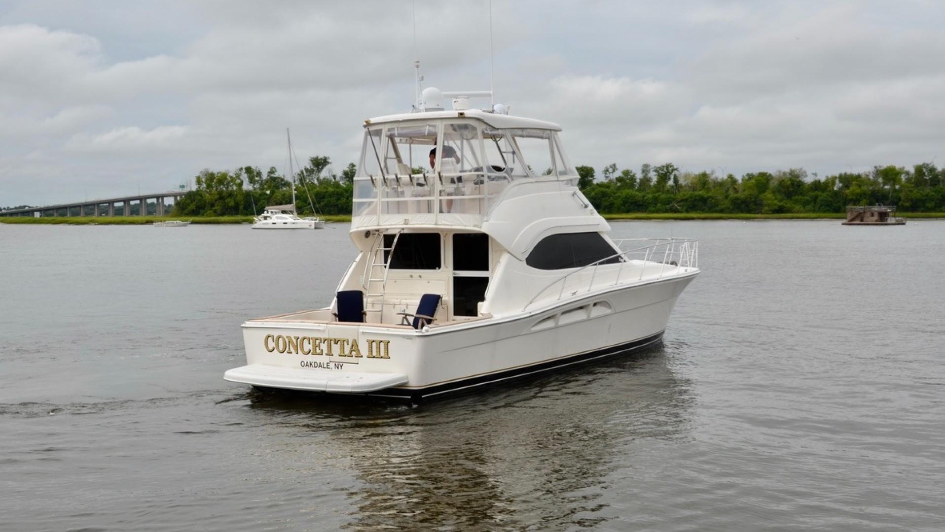 Riviera 47 - Concetta III - Exterior Profile