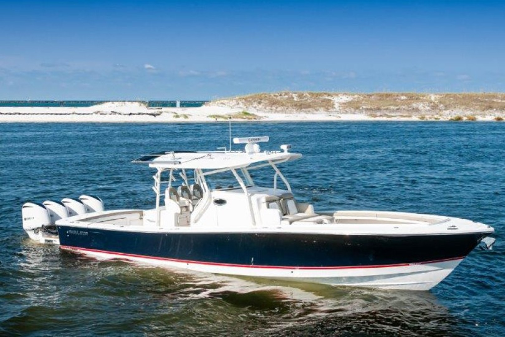 DIS IS IT is a Regulator 41 Yacht For Sale in Destin-2018 41 Regulatore   DIS IS IT Profile IYBA-0