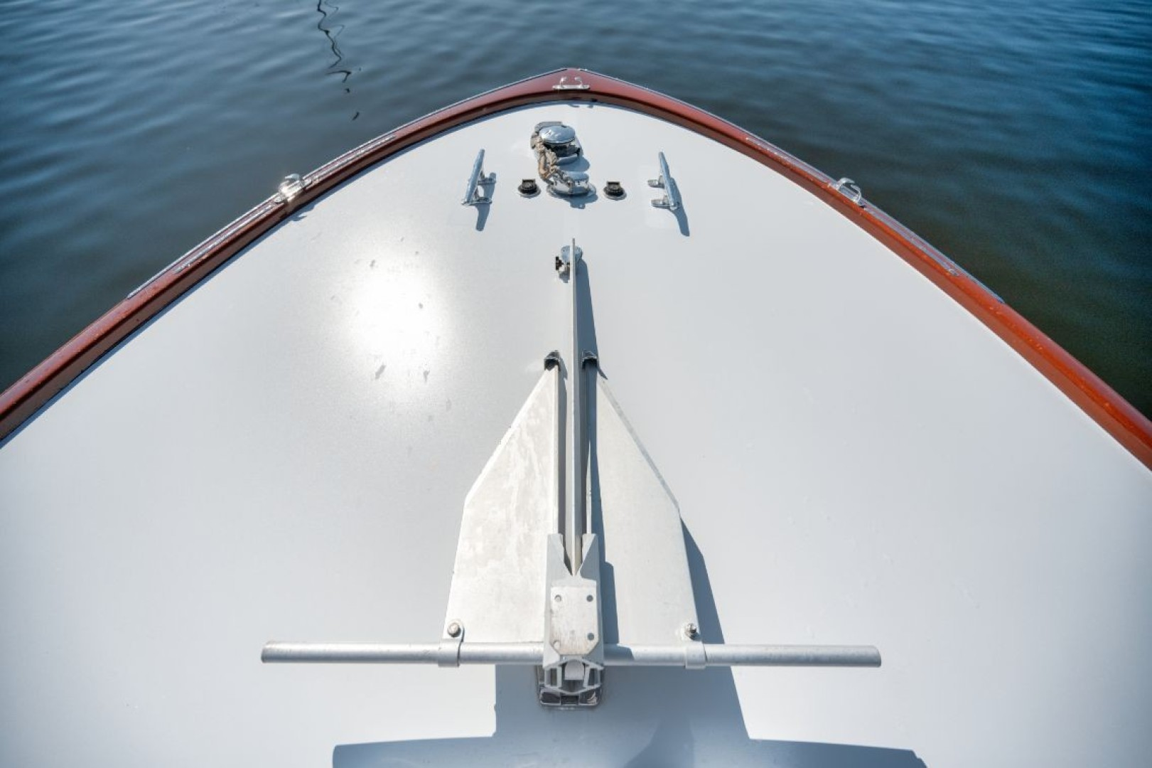 Rybovich 45 - Cygnet - bow