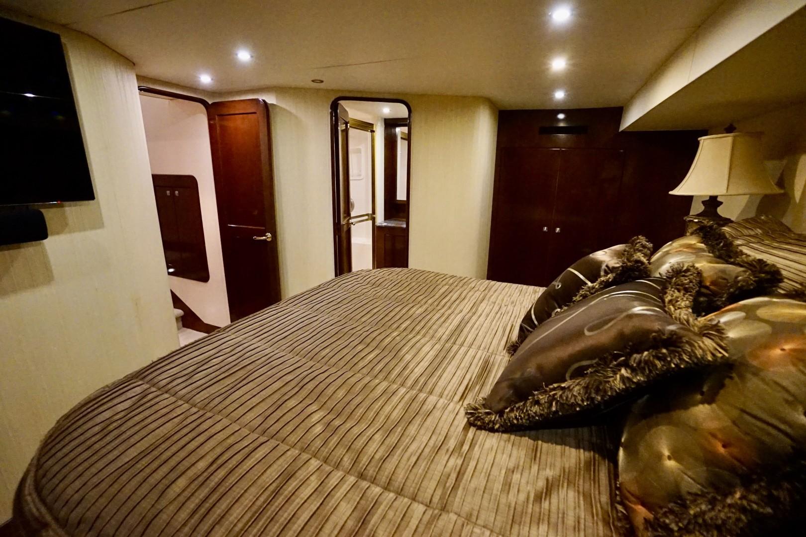 Ocean 73 - Sandra C - Master Stateroom