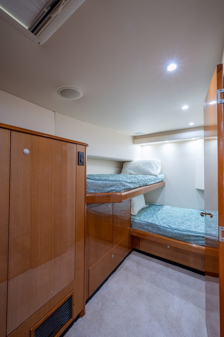Viking 56 - 4 Aces - guest stateroom