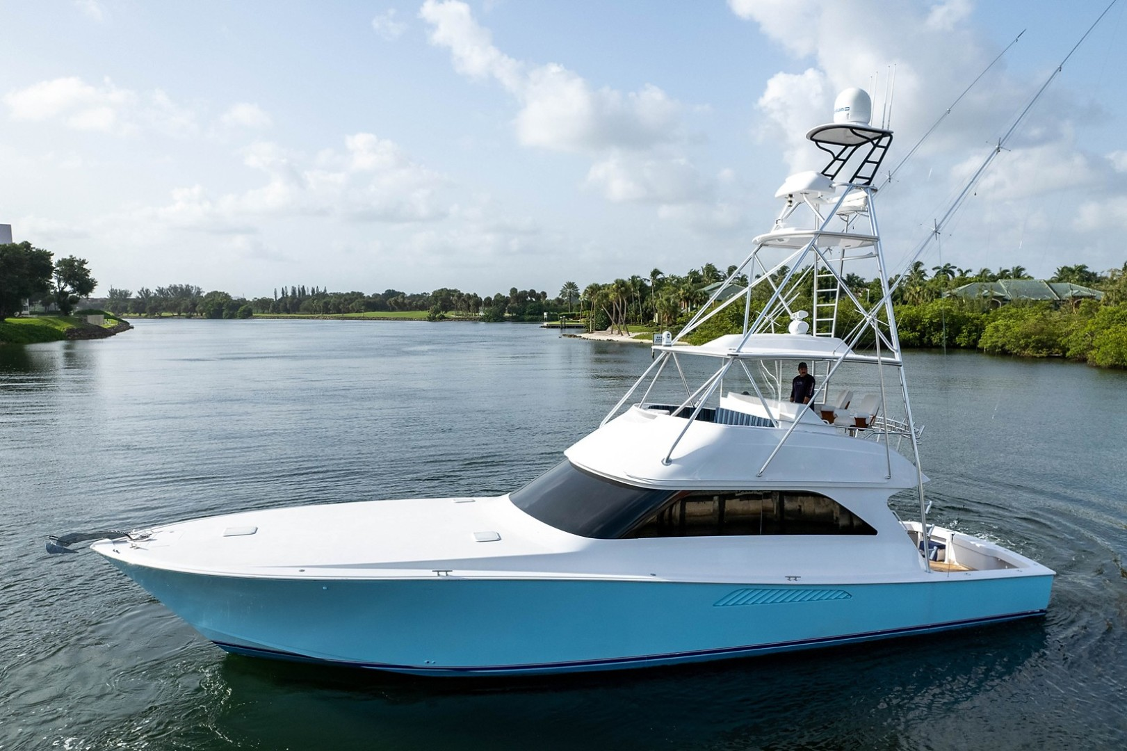 Viking 56 - 4 Aces - exterior profile