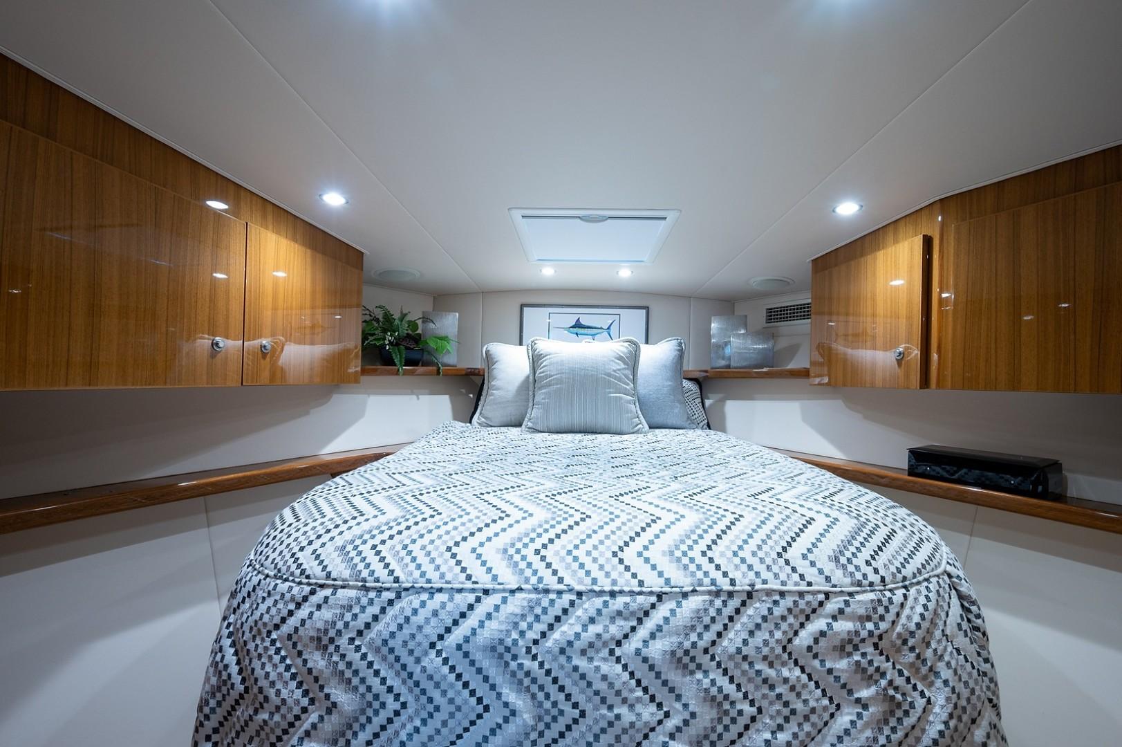 Viking 44 - Darlin Marlin - Master Stateroom