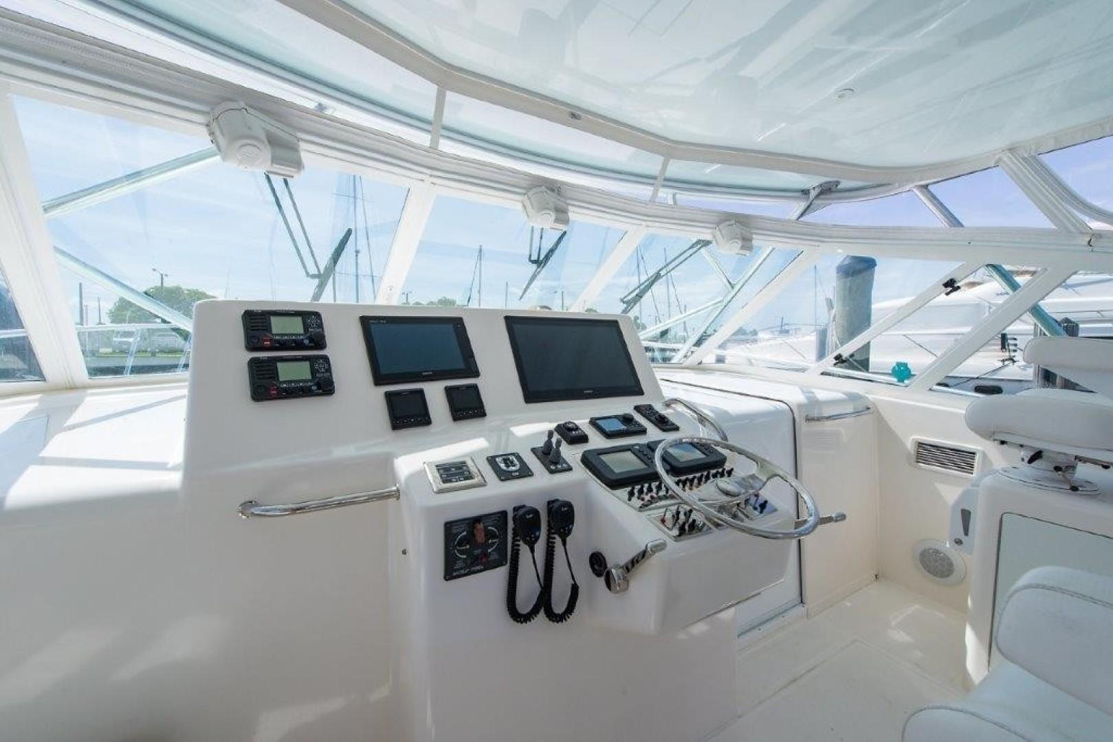 Cabo 45 - Game Changer - Helm Station