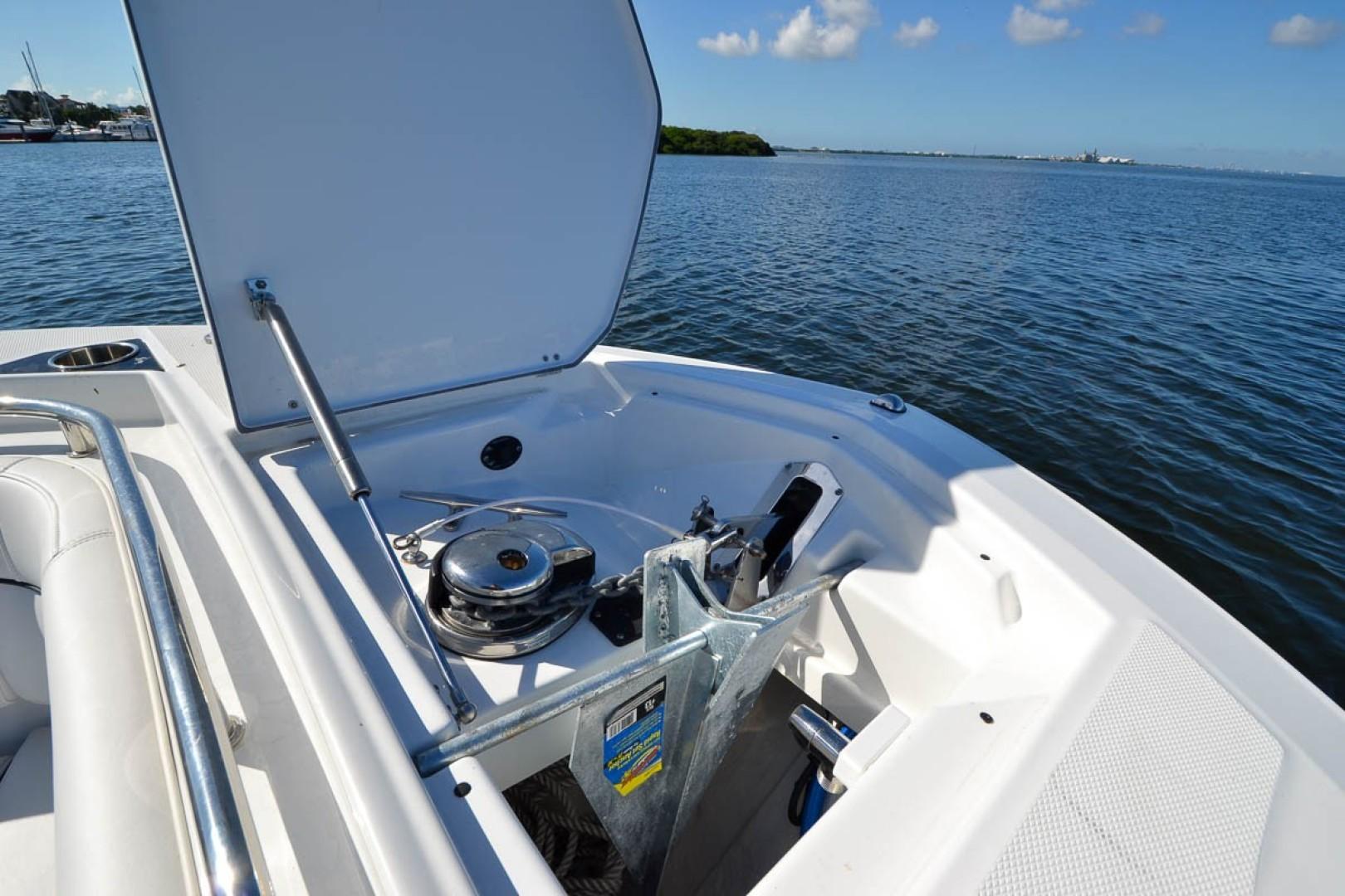 Windlass and Stern Anchor