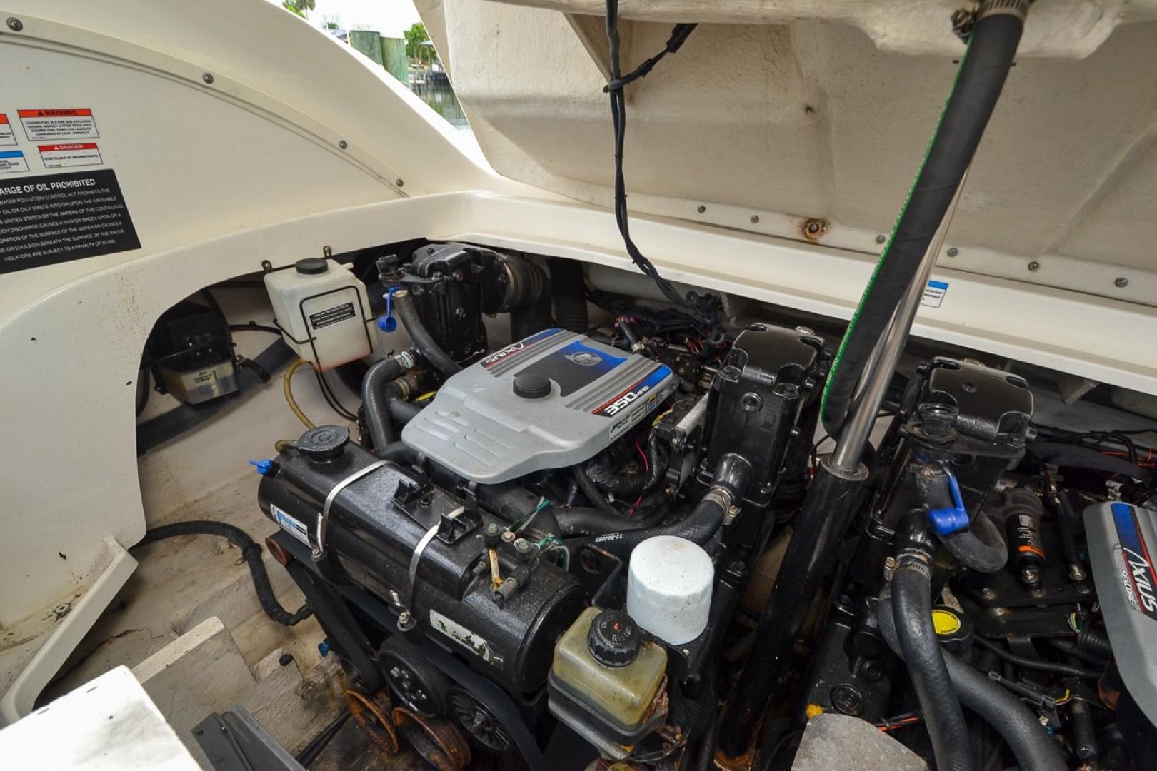 2010 Sea Ray 300 SLX 46