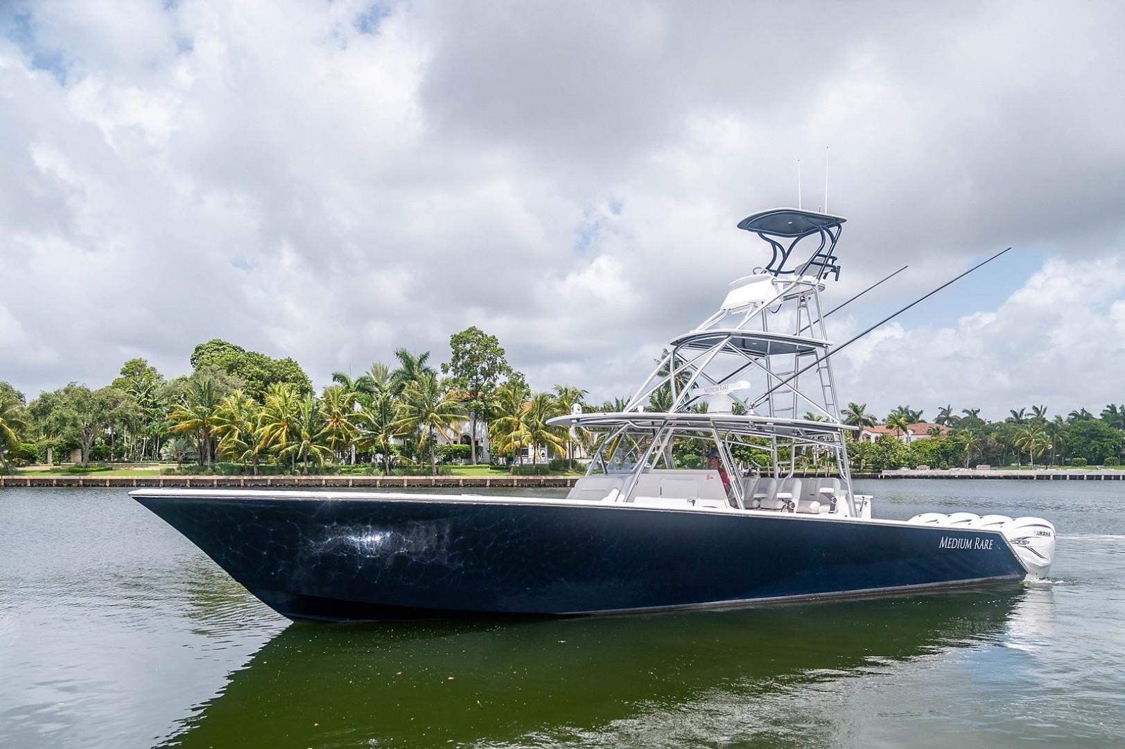 SeaHunter 45 - Medium Rare - Exterior Profile