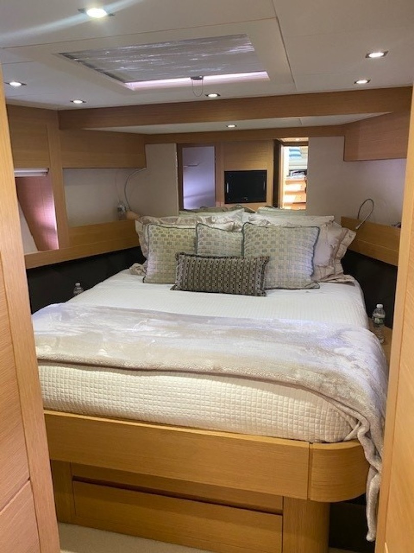 Pershing 64 - SoundView - Stateroom