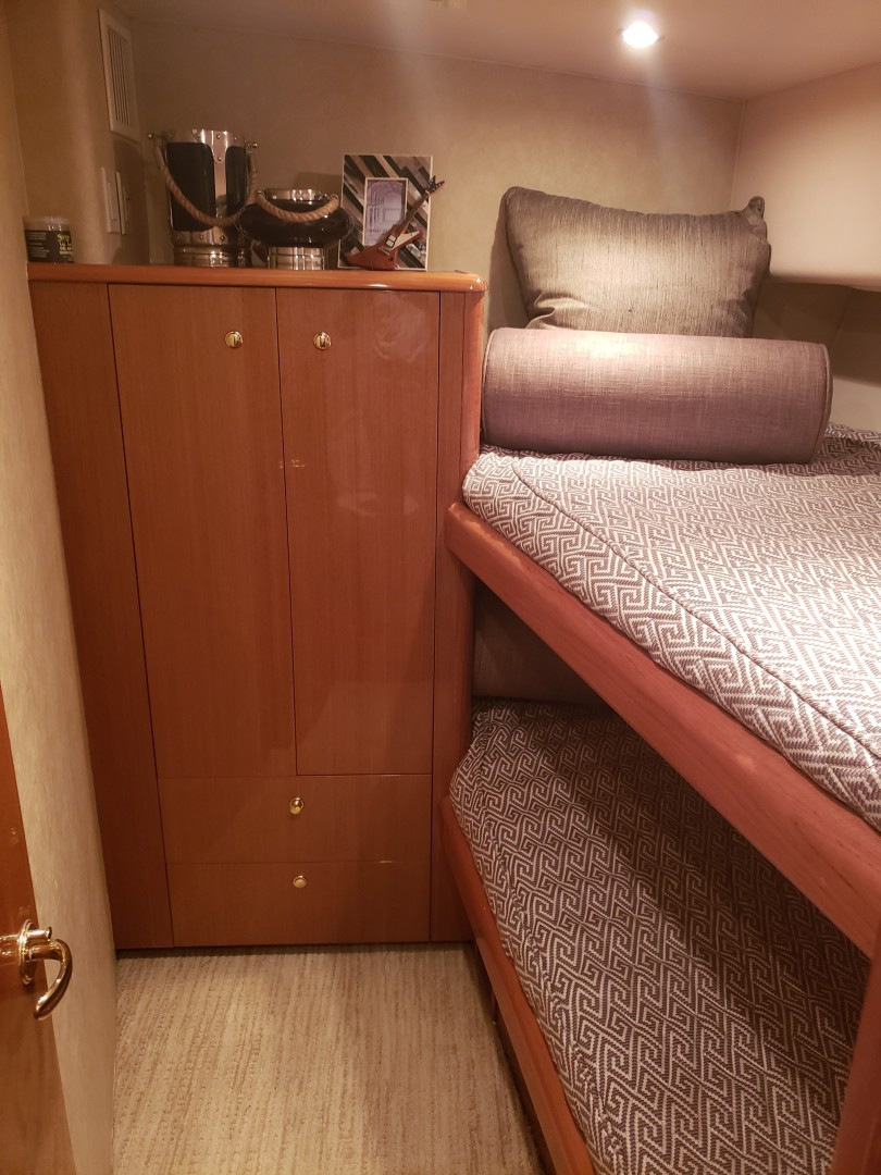 Viking 61 - King & I - Guest Stateroom