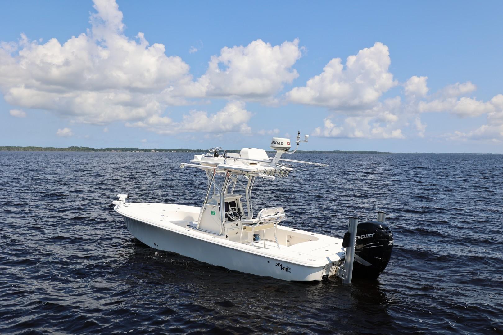 SeaVee 27 -profile