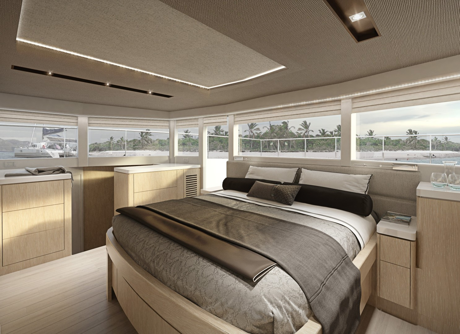 Two Oceans 55 - Stateroom