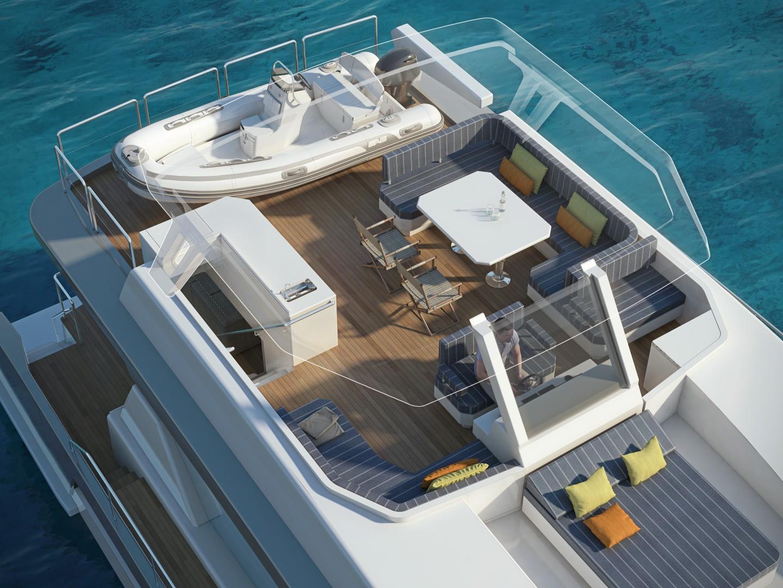 Two Oceans 55 - Upper Deck