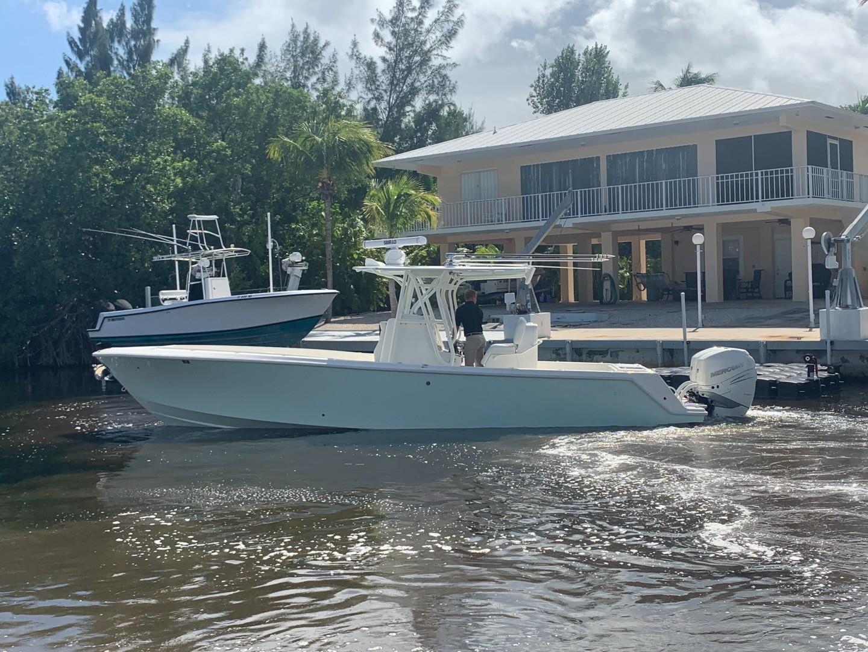 2020 32' SeaVee Port