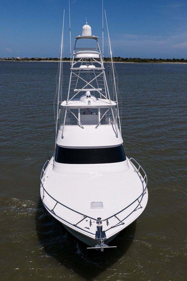 Viking 55 - Half a Buc - Bow Profile